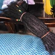Rambut Gimbal Dreadlocks Rasta Extension