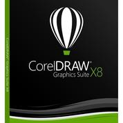 CorelDRAW Graphics Suite X8 18.1 + Tutorial
