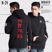 Jaket Naruto Hokage Minato Ke-4 N-24
