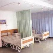 Gorden Rumah Sakit, Hospital Curtain.