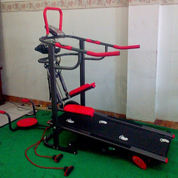 Treadmill Manual Murah TL 004 Tegal Brebes Pemalang Pekalongan Purwokerto