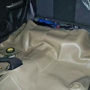 Murah Karpet Dasar Mobil 3 Baris
