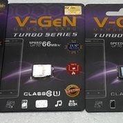 Microsd V-GEN Turbo class 10 16GB (66MB/s)