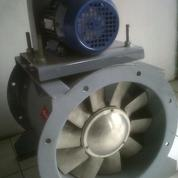 axial pully marine fan