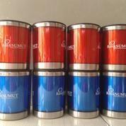 Souvenir Mug Tumbler Stainless untuk promosi