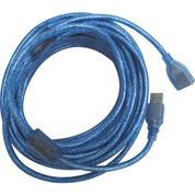 kabel extender 3m warna biru