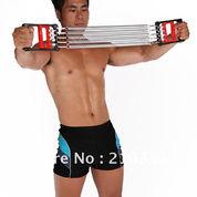 Chest Expander ( Alat Pembentuk Otot Dada, Lengan Dan Otot Lainnya)
