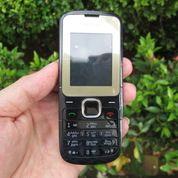 Nokia Jadul C2-00 Seken Dual SIM Phonebook 1000 Slot MicroSD