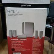 Paket Home Theathre 7.2 Harman Kardon AVR 171S + HKTS 11 (Black)
