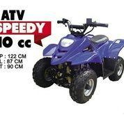 Motor Atv Speedy 110 cc