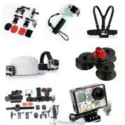 15 in 1 Full Accessories Set for GoPro 3/3+/4