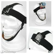 Head Strap Belt for GoPro, Kogan & Xiaomi Yi -