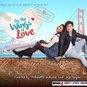 Kaset Film Drama Filipina On the Wings of Love - Pangako Sayo
