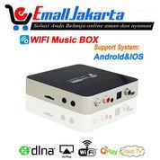 Wireless Wifi Audio Receiver Ezcast, Musik Wireless Ke Sound System, A