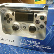 Stik PS4 Wireless Original - Silver
