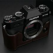Gariz Half Case Fujifilm XS-CHXT10BR