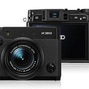 Kamera Fujifilm X30 - Black