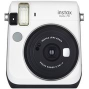 Fujifilm Instax Polaroid Mini 70 (Moon White)