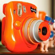 Fujifilm Instax Polaroid Mini 25 (Halloween Edition)