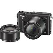 Nikon 1 AW1 with 11-27.5mm + 10mm / Nikon 1 AW 1 Paket 2 Lensa