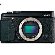 Kamera Fujifilm X-E2 Black (Body Only)