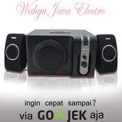 Speaker Multimedia Simbadda CST 1600N USB - SD Card - Aux