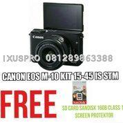 Canon EOS M10 kit 15-45 IS STM   Canon EOS M-10