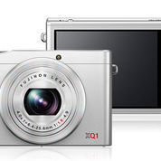 Kamera Fujifilm XQ1 - Silver