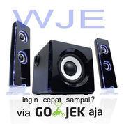 Simbadda Speaker Multimedia CST 6400N GO-JEK in AJA