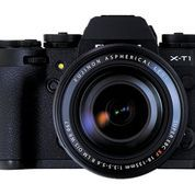 Kamera Fujifilm X-T1 Kit XF 18-135mm