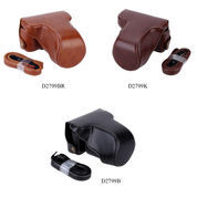 LEATHER CASE FOR MIRRORLESS FUJIFILM / TAS KAMERA