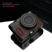 Gariz Half Case SONY HG-RX100M3BR