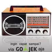 Radio Panasonic Model Clasic/Jadul 4 Band RL-4249MK3/Radio Jadul