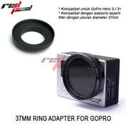 37MM RING ADAPTER FOR HERO GOPRO 3 /3+