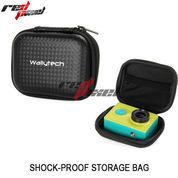 WALLYTECH SHOCK-PROOF STORAGE BAG FOR XIAOMI YI & GOPRO