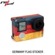 GERMANY FLAG STICKER FO GOPRO HERO 3 / HERO 3+ / HERO 4