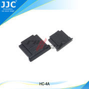 JJC HC-4A ~ HOT SHOE COVER REPLACES CANON EOS