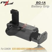 BATTERY GRIP FOR EOS 450D / 500D / 1000D (FREE IR REMOTE)