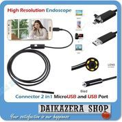 Hi-Resolution Android Endoscope Cam (1600 x 1200) for Android & PC