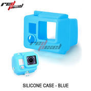 SILICON CASE FOR GOPRO HERO 3 (BLUE)