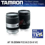 TAMRON AF 18-200MM F/3.5-6.3 DI-III VC LD ASPH (EOS-M)
