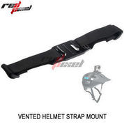 VENTED HELMET STRAP MOUNT FOR GOPRO