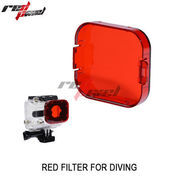 RED FILTER FOR DIVE FOR GOPRO HERO 3+