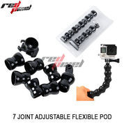 7 JOINT ADJUSTABLE FLEXIBLE POD MOUNT