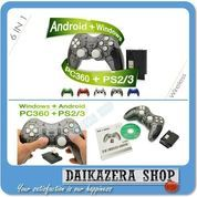 Joystick USB Wireless Gamepad 2.4G for PS2 PS3 PC Windows Android