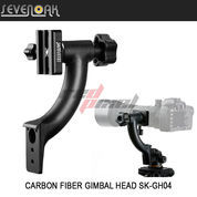 SEVENOAK SK-GH04 ~ CARBON FIBER GIMBAL HEAD ADAPTER