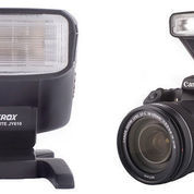 Lampu Flash/ Speedlite Viltrox JY-610 kecil