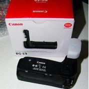 Baterai Grip Canon BG-E9