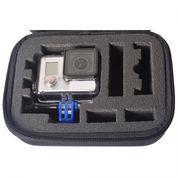Shockproof Storage Case Small Size For Xiaomi Yi & GoPro | Tas Kamera
