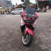 Yamaha N Max.Modifikasi Moge